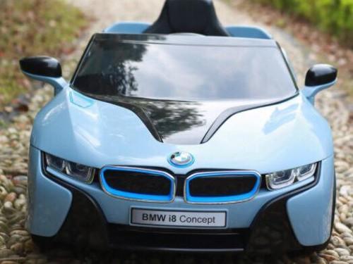 Xe ô tô điện trẻ em BMW i8 (17)