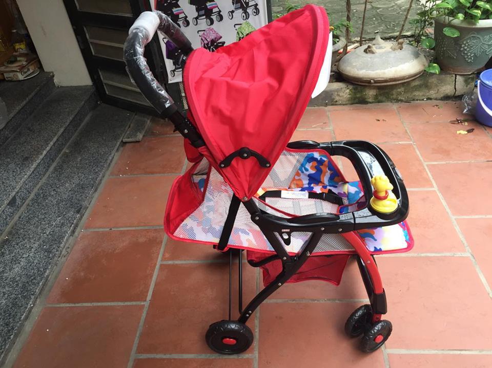 Xe đẩy trẻ em HP-722C
