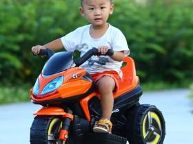 Xe máy điện trẻ em 9801 (17)