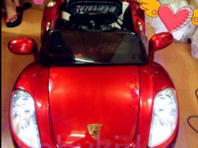 Xe ô tô điện trẻ em FL-1689 màu đỏ