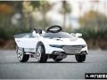 Xe ô tô điện trẻ em Audi A-228 màu trắng