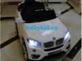 Xe ô tô điện trẻ em KL-5118A màu trắng