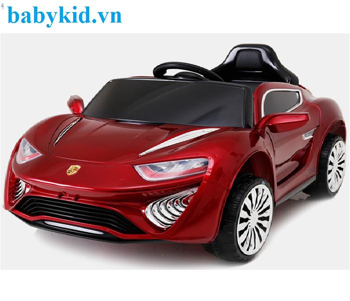 Xe ô tô điện trẻ em WXER-958 sang trọng