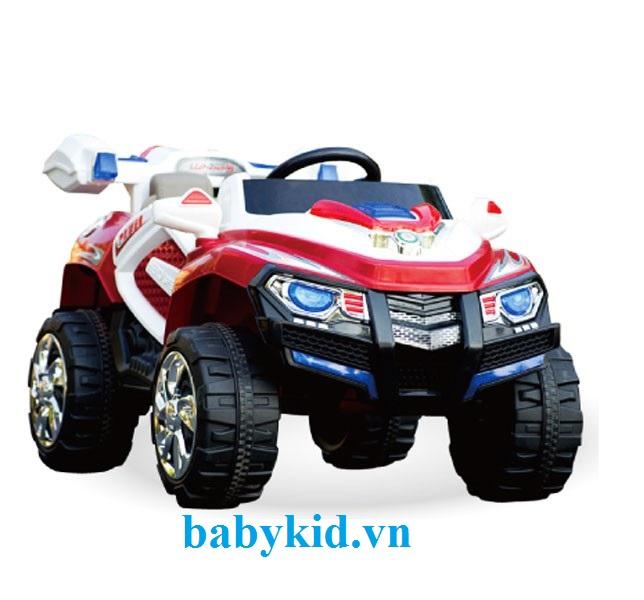 xe ô tô điện trẻ em BLK-818
