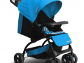 Xe đẩy trẻ em CC606A màu xanh dương