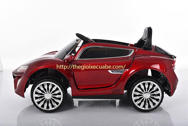Xe ô tô điện trẻ em WXER-958 màu đỏ