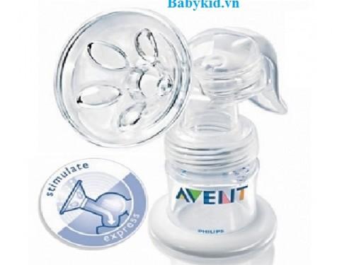 Máy hút sữa Avent bằng tay SCF330/20 sản phẩm cao cấp