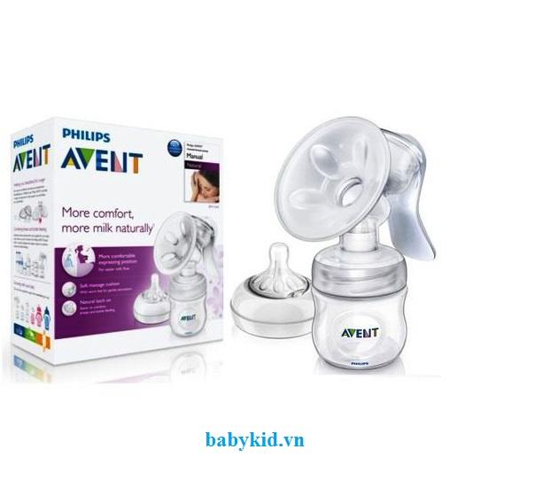 Máy hút sữa Avent bằng tay SCF330/20 cao cấp giá rẻ