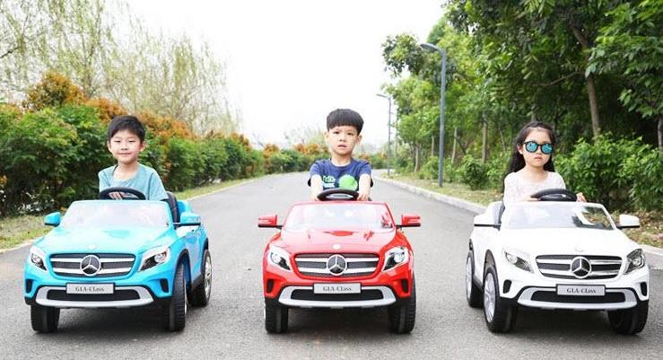 Xe ô tô điện trẻ em 653R