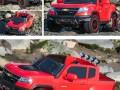 xe ô tô điện trẻ em chevrolet 1602 4 động cơ