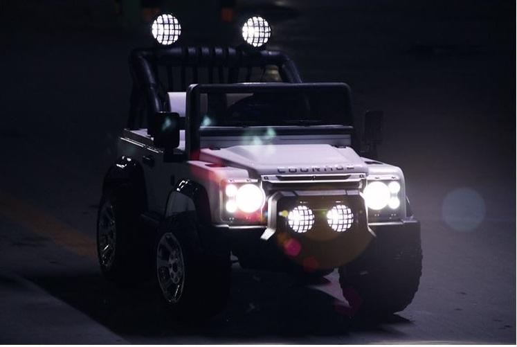 xe ô tô điện trẻ em F-006