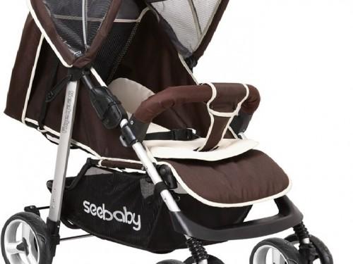 xe đẩy trẻ em seebby T04A