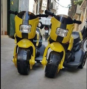 Xe mô tô điện thể thao trẻ em KYD-268