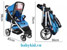 xe đẩy cho bé seebaby T10