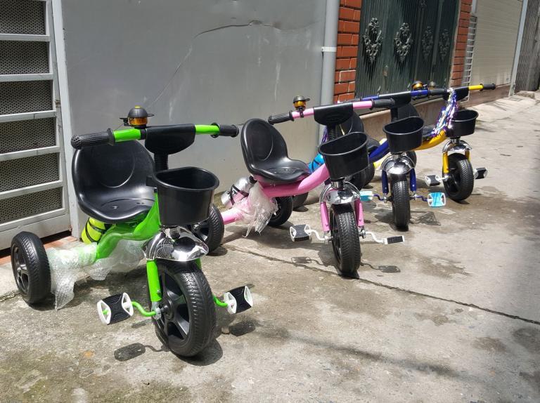 Xe ba bánh trẻ em F13