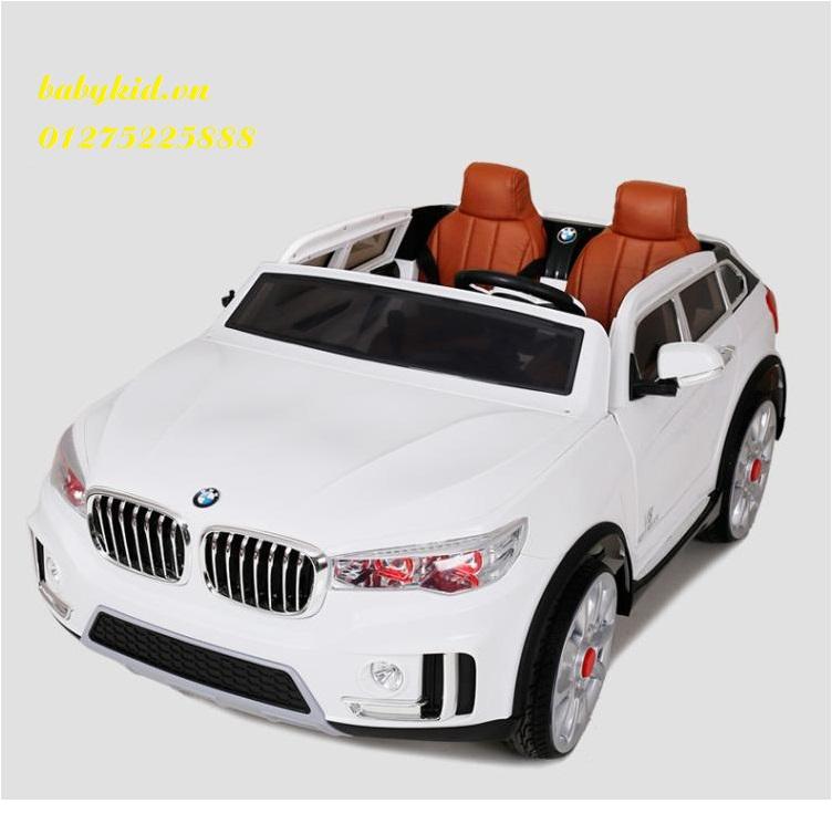 xe-ô-tô-điện-trẻ-em-A-998-màu-trắng