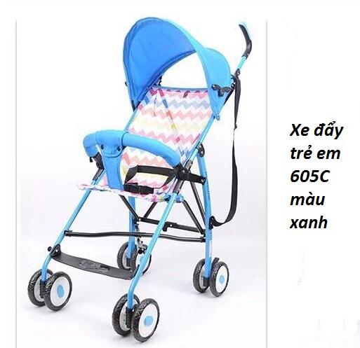 Xe đẩy du lịch trẻ em 605C