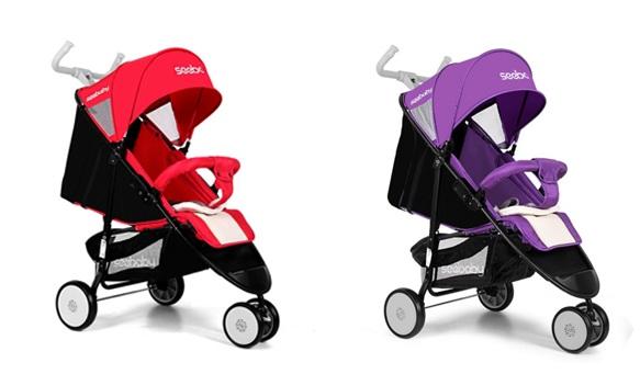 Xe đẩy trẻ em Seebaby Q5