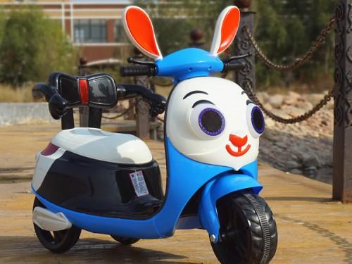 Xe máy điện trẻ em Thỏ HLM-9988 (11)
