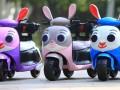 Xe máy điện trẻ em Thỏ HLM-9988 (3)