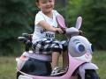 Xe máy điện trẻ em Thỏ HLM-9988 (7)