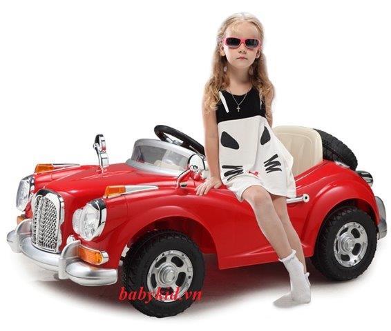 xe ô tô điện trẻ em JE-128 (13)