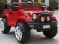 xe ô tô điện trẻ em Jeep FB-716 màu đỏ1