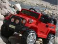 xe ô tô điện trẻ em Jeep Fb-716 màu đỏ3