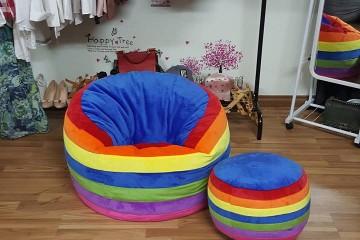 Những ưu điểm của ghế lười hạt xốp