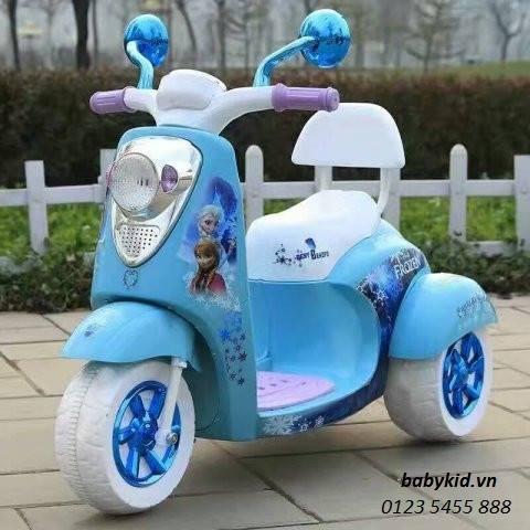 xe máy điện trẻ em QM-168