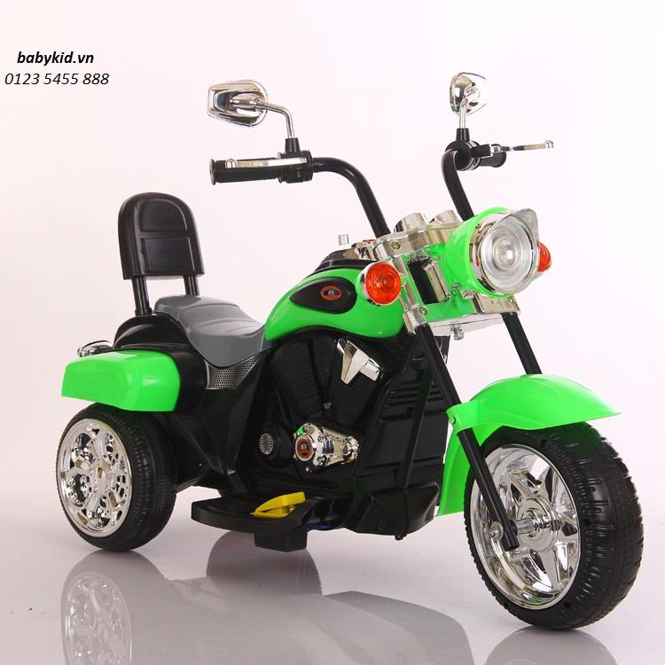 Xe máy điện trẻ em 6158 giá rẻ