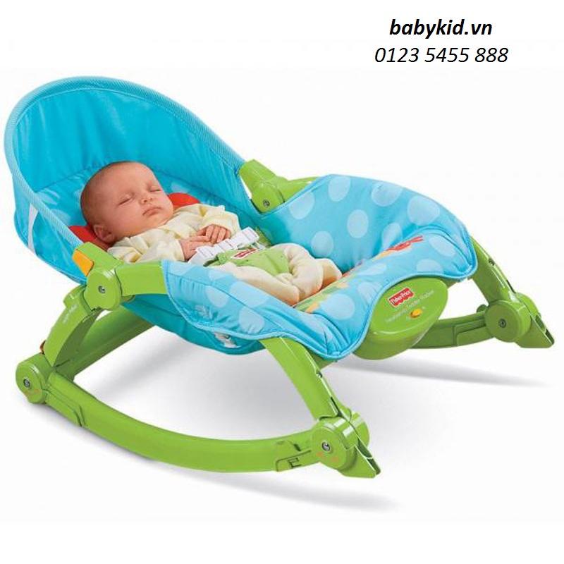 ghế rung cho bé W2811 giá rẻ