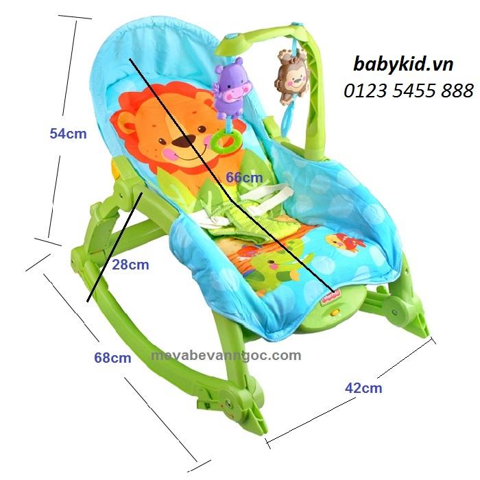 ghế rung cho bé W2811 (3)