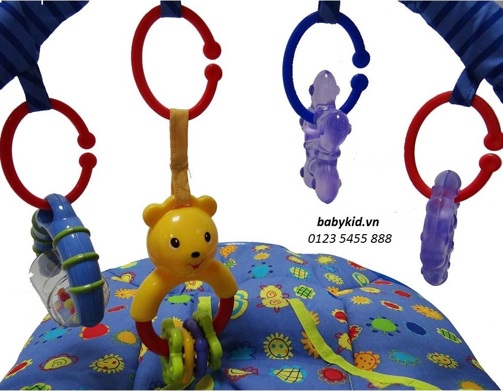 ghế rung trẻ em Bibos 30725 (3)