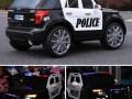 xe ô tô điện cảnh sát YH-911 (2)
