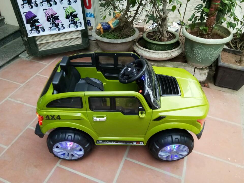 Xe ô tô điện trẻ em BDQ-168