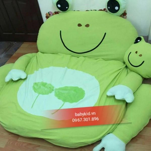 ếch xanh 3