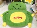 Nệm thú bông hình ếch xanh NTB 205 (3)
