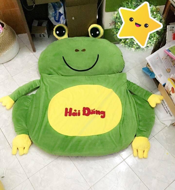 Nệm thú bông hình ếch xanh NTB 205