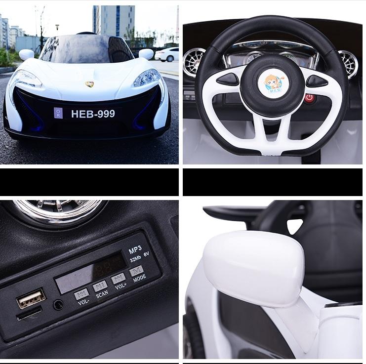Xe ô tô điện trẻ em HEB-999