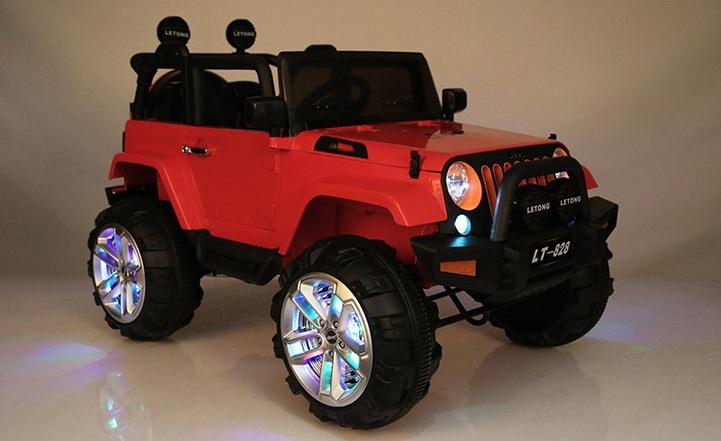Xe ô tô điện trẻ em LT-828