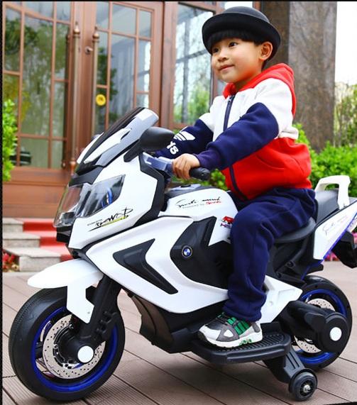 Xe máy điện trẻ em BMY1600T