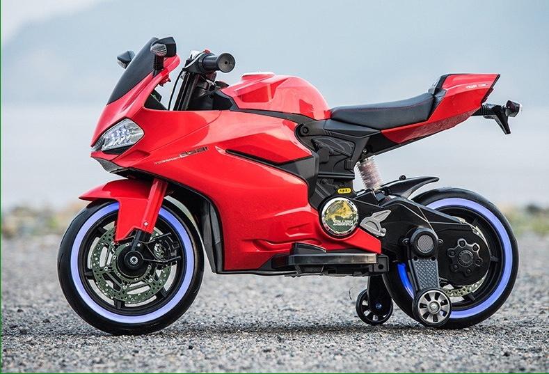 Xe máy điện Ducati