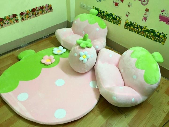 ghế-lười-dâu-tây-màu-hồng-1 (2)