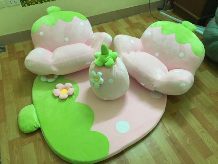 ghế-lười-dâu-tây-màu-hồng (1)