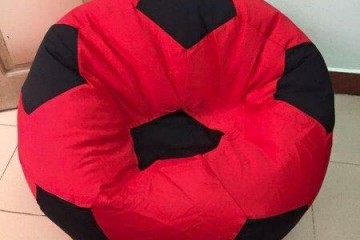 Ghế lười hạt xốp hình quả bóng– Món quà ý nghĩa dành cho bé trai