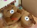 ghe-lười-hạt-xốp-hình-gấu-Bear-2