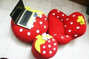 sofa dâu đỏ 1