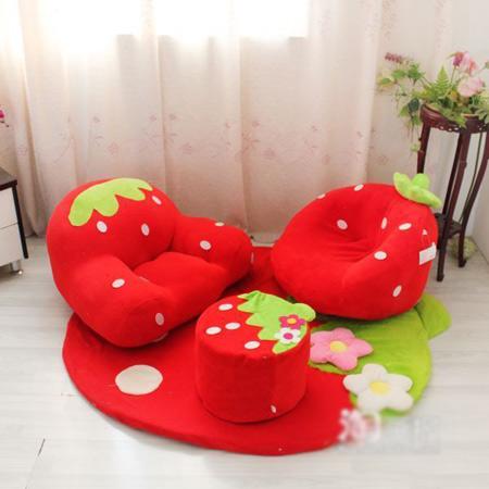 sofa dâu đỏ 2
