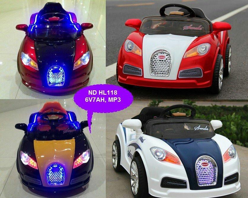 xe ô tô điện trẻ em HL-938 (6)